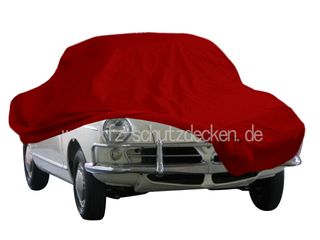 Car-Cover Satin Red für NSU Wankel Spider