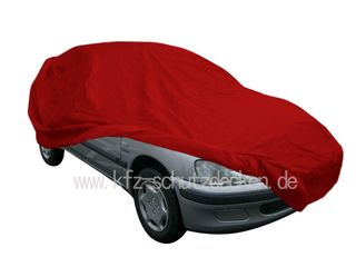 Car-Cover Satin Red für Peugeot 106