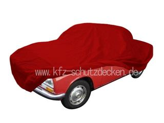 Car-Cover Satin Red für Peugeot 304