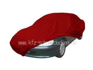 Car-Cover Satin Red für Peugeot 406