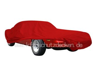Car-Cover Satin Red für Pontiac Firebird