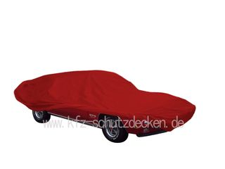 Car-Cover Satin Red für Pontiac GTO 1964-1967