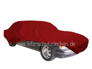 Car-Cover Satin Red für Rolls-Royce Flying Spur
