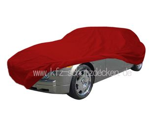 Car-Cover Satin Red für Rolls-Royce Phantom