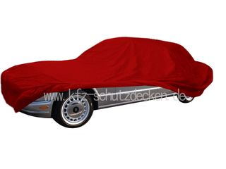 Car-Cover Satin Red für Rolls-Royce Silver Seraph