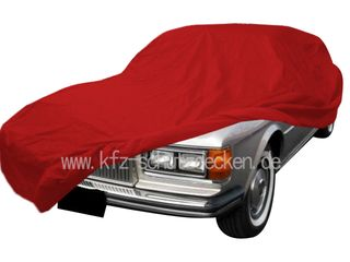 Car-Cover Satin Red für Rolls-Royce Silver Spur