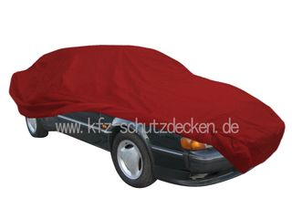 Car-Cover Satin Red für Saab 9000