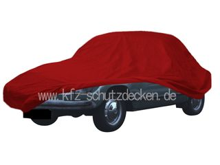Car-Cover Satin Red für Saab 99