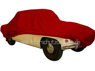 Car-Cover Satin Red für Skoda Felicia 1961