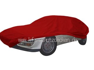 Car-Cover Satin Red für Talbot Matra Murena