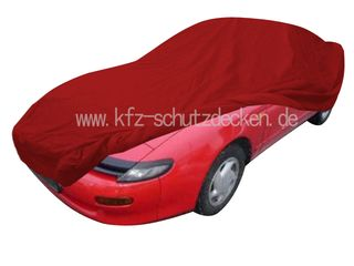 Car-Cover Satin Red für Toyota Celica T18