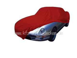 Car-Cover Satin Red für TVR Chimaera