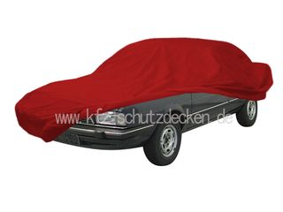 Car-Cover Satin Red für VW Santana