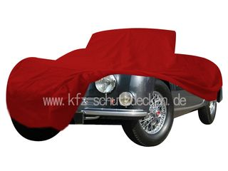 Car-Cover Satin Red für Talbot Lago