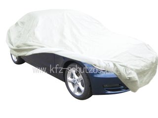 Car-Cover Satin White für BMW 1er Cabrio