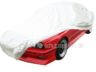 Car-Cover Satin White für BMW 3er (E30) Bj. 82-90