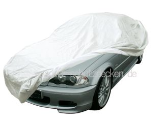 Car-Cover Satin White für BMW 3er (E46) Bj. 98-05
