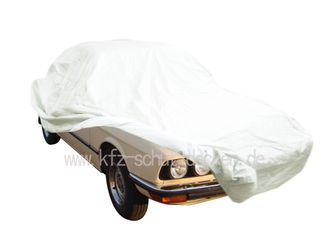 Car-Cover Satin White für BMW 5er (E28)  - ab Bj.1981