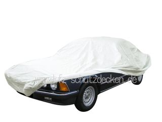 Car-Cover Satin White für BMW 7er (E32) ab 1986