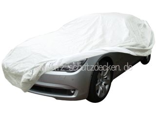 Car-Cover Satin White für BMW 7er (F01) ab Bj.08