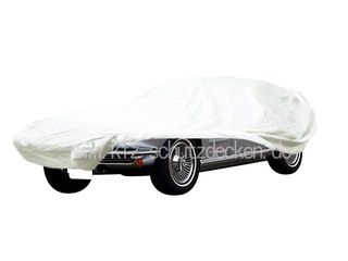 Car-Cover Satin White für Chevrolet Corvette C2
