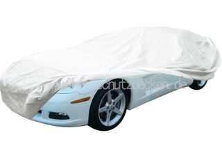 Car-Cover Satin White für Chevrolet Corvette C6