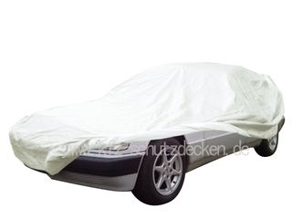 Car-Cover Satin White für Mercedes 190 E