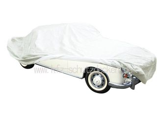 Car-Cover Satin White für Mercedes 220S / SE Ponton (W180)