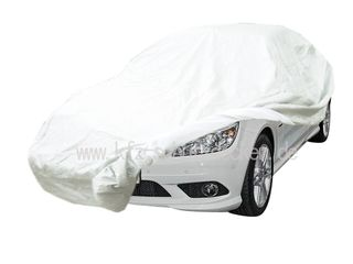 Car-Cover Satin White für Mercedes C-Klasse W204 ab 2007