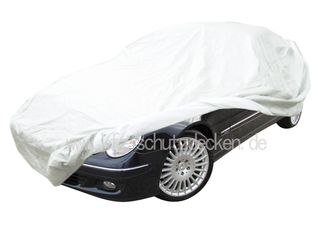 Car-Cover Satin White für Mercedes CLK-Klasse ab 2002
