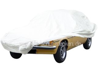 Car-Cover Satin White für Opel Ascona B
