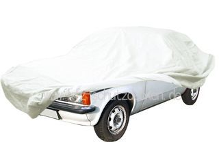 Car-Cover Satin White für Opel Kadett C Limosine