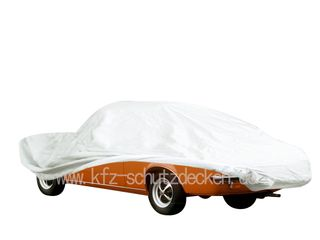 Car-Cover Satin White für Opel Kadett C-Coupe