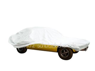 Car-Cover Satin White für Opel Manta A