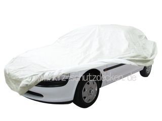Car-Cover Satin White für OPEL Vectra B 1996-2001