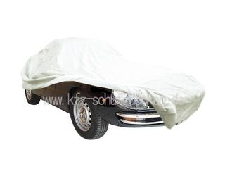 Car-Cover Satin White für Alfa Romeo Spider Bj.1966-1993