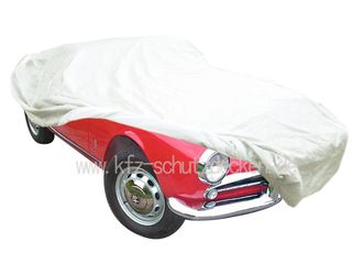 Car-Cover Satin White für Alfa Romeo Giulietta Spider