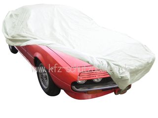 Car-Cover Satin White für Alfa Romeo Montreal