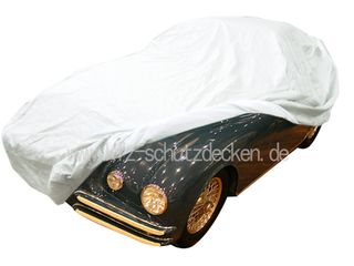 Car-Cover Satin White für Alfa-Romeo 6C 1750