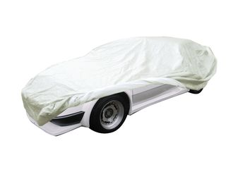 Car-Cover Satin White für Alpine A310