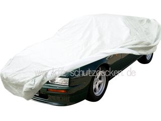 Car-Cover Satin White für Aston Martin Virage Volante