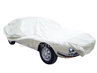 Car-Cover Satin White für Audi 100 Coupe
