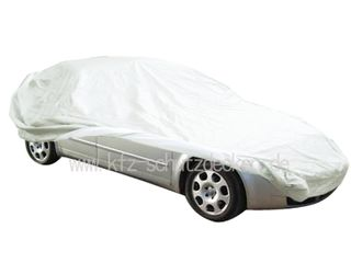 Car-Cover Satin White für Audi A4 /S4 B5
