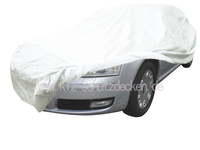 Autoabdeckung Vollgarage CarCover Satin White Für Audi A - Audi a8 car cover