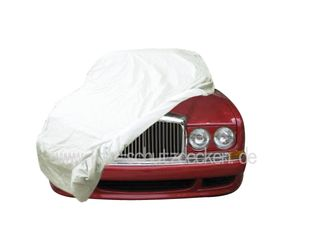 Car-Cover Satin White für Bentley Azure