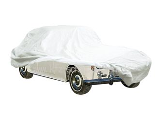 Car-Cover Satin White für Bentley S1-S3