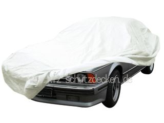 Car-Cover Satin White für BMW 630CS-635CSI