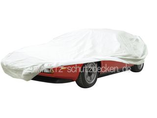 Car-Cover Satin White für BMW M1