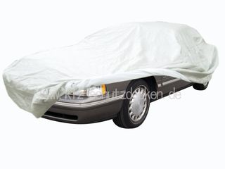 Car-Cover Satin White für Cadillac Deville