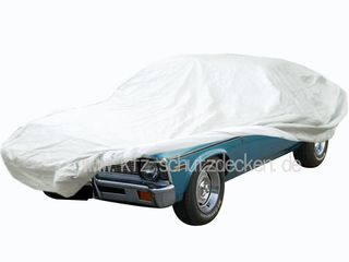 Car-Cover Satin White für Chevrolet Nova